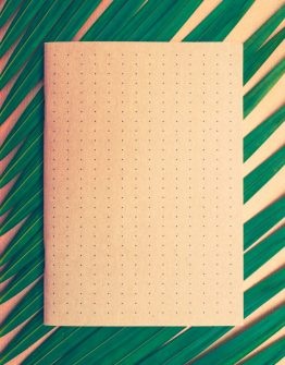 Notebook with Dot Grid